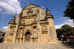 XE3F6978 - Sacra Capilla del Salvador, Ubeda, España (The Chapel of the Savior, Spain) (Enrique R G) Tags: sacracapilladelsalvador sacracapilladelsalvadordelmundo chapelofthesavior ubeda españa spain fujifilmxe3 fujixe3 fujinon1024