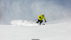 Avalanche (Nicola Pezzoli) Tags: italy italia val gardena dolomiti dolomites mountain winter alto adige snow neve nature natura bolzano ski green rossignol man