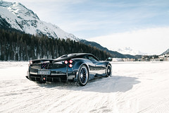 Icy Lake Vibes. (dutchwithacamera) Tags: futura huayrafutura huayra paganihuayra pagani carphotography car cars carspotting carphoto carspot canon canoneos canoneos5d photography photo photoshoot concours ice lake stmoritz