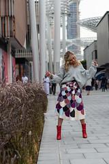 andrea-103 (Willy_G91) Tags: photoshoot colour dubai fashion andrea model portrait girl woman pretty beautiful cute gorgeous sexy stunning outside outdoors nikon d610 dress robe duba