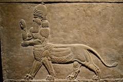 London 2018 – British Museum – Urmahlullu (Michiel2005) Tags: ashurbanipal urmahlullu lionman assyria exhibition tentoonstelling assyrian relief reliëf britishmuseum bm uk unitedkingdom greatbritain vk verenigdkoninkrijk grootbrittannië engeland england london londen