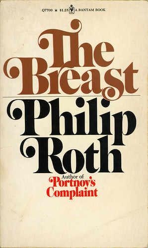 The Breast, by Philip Roth