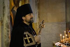 Чин прощения в Минской духовной академии
