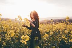 (mimiau_m) Tags: bjd asian doll supia rosy recast outdoors sunset mustard