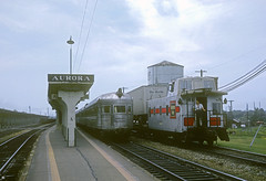 CB&Q Waycar Class NE-12A 13577 (Chuck Zeiler 48Q) Tags: cbq waycar class ne12a 13577 burlington railroad caboose aurora train chuckzeiler chz