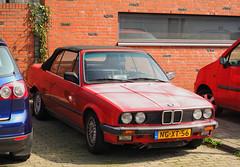 1987 BMW 325i Cabrio (E30) (rvandermaar) Tags: 1987 bmw 325i cabrio cabriolet convertible e30 bmw3 bmw325i bmwe30 3series 3serie 3reeks 3er sidecode5 ngxt56