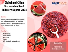 Global and China Watermelon Seed Industry Report and Forecast to 2024 _ Aarkstore.com (charanjitaark) Tags: globalwatermelonseedreport watermelonseedindustryreport globalwatermelonseedsmarket chinawatermelonseedsmarket agricultureandfoodmarket marketresearchreports