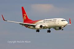 B737-86J B-5361 SHENZHEN AIRLINES (shanairpic) Tags: jetairliner passengerjet b737 boeing737 shannon shenzhenairlines b5361