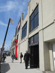 MoCCA Fest NYC 2019 Cartoon Convention 5527 (Brechtbug) Tags: mocca fest 2019 nyc convention museum comics cartoon art metropolitan west exhibition space 46th street between 11th 12th aves avenues new york city exposition exterior facade building entrance front floor panorama shot con conventions society illustrators 04072019 newspaper funnies saturday sunday comix illustration comic book artists comicbook sol event april wall poster