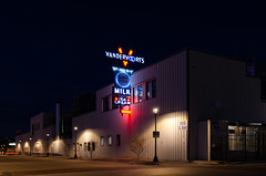 Vandervoort's (dangr.dave) Tags: fortworth tx texas cowtown tarrantcounty panthercity downtown historic architecture neon neonsign vandervoorts southmainstreet milk 900smain