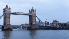 Tower Bridge (RedPlanetClaire) Tags: financial district london capital city england britain tower bridge river thames
