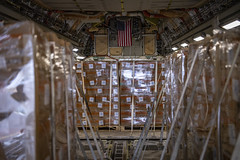 190402-F-PS957-0976 (USAFRICOM) Tags: djibouti africa airlift pilot loadmaster africom hoa eastafrica dyess 4ctcs c130j humanitarian airforce combatcamera cjtfhoa cargo mozambique 317thairliftgroup 435thairexpeditionarywing 75thaes roguesquadron cycloneidai idairelief beira usaid maputo mz
