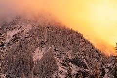 Fire On The Mountain (Travis Rhoads) Tags: mtrainiernationalpark sonyalphaa9ilce9 sony85mmf14gm reallyrightstuff tvc33 landscapephotography goldenhour washington