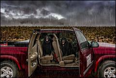 Phlearnder Storm at Red Rock (heiney) Tags: littledoglaughedstories