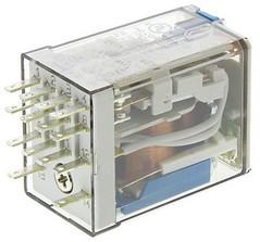 55.34.8.230.0040 Series 55 - Relés industriales 7 - 10 A (JEC Instrumentación) Tags: 553482300040 series 55 rel