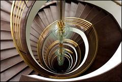 """""""Treppenhaus IGM 01"""" (Martin_Feller) Tags: treppenhaus treppen architektur stairway innenansichten haus stadt"""