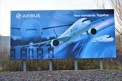Harwarden Gate (Gerry Rudman) Tags: harwarden north wales airbus art