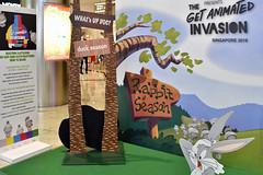 The Get Animated Invasion (chooyutshing) Tags: warnerbros thegreatanimatedinvasion display rafflescityshoppingcentre singapore