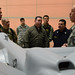 Brazilian delegation visits New York's 106th Rescue Wing