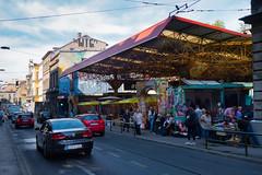 Sarajevo - Ulica Mula Mustafe Bašeskije (Añelo de la Krotsche) Tags: sarajevo ulicamulamustafebašeskije bosnaihercegovina bosnieherzégovine