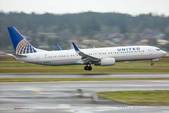 2018_12_23 PDX Stock-16 (jplphoto2) Tags: 737900 boeing737 jdlmultimedia jeremydwyerlindgren kpdx n36469 pdx portland portlandinternationalairport unitedairlines unitedairlines737900 aircraft airplane airport aviation