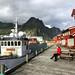 Svolvaer, já nas ilhas Lofoten