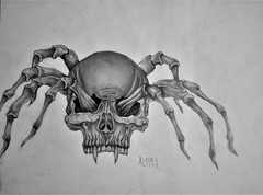 spiderskeletor (hediyelikkarakalem) Tags: design happy 2019 new newyear life drawing painting paintings hediye resim pictures happynewyear drawings karakalem draw day portrait designer gift painter sculpture charcoal europe turkey istanbul people photo