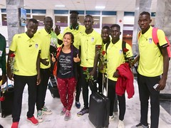 "Day 1 in ERITREA: Thursday 13th Dec 2018: We flew from Djibouti  to Addis Ababa  to Asmara. We met the South Sudan football team on the plane and went for dinner with our host. Asmara, Eritrea  Dec 13th, 2018 #itravelanddance • <a style=""font-size:0.8em;"" href=""http://www.flickr.com/photos/147943715@N05/33148005728/"" target=""_blank"">View on Flickr</a>"