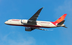 Air India Boeing 787-8 VT-ANC (Neil D. Brant) Tags: airindia airlines boeing7878 operator vtanc feltham middlesex england gb