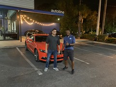 Thanks Justin! (Autolinepreowned) Tags: autolinepreowned highestrateddealer drivinghappiness atlanticbeach jacksonville florida