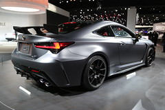 Lexus RCF (Ken S Three) Tags: lexus rcf car carshow autoshow 2019naias