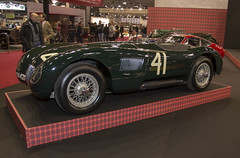 Jaguar C-Type - 02 (kinsarvik) Tags: jaguar ctype paris retromobile2019 feb 2019 expo retromobile