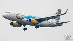 EC-MLE A320 VUELING 'DISNEY SPECIAL'