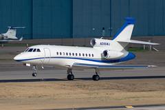 N286MJ Dassault Falcon 900EX (SamCom) Tags: f900 kdal dal dallaslovefield lovefield n286mj dassault falcon900ex