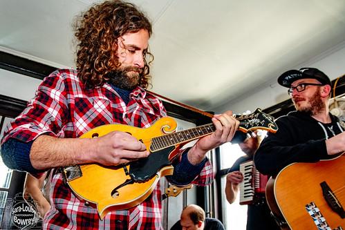 Saturday Unplugged: Matilda's Scoundrels