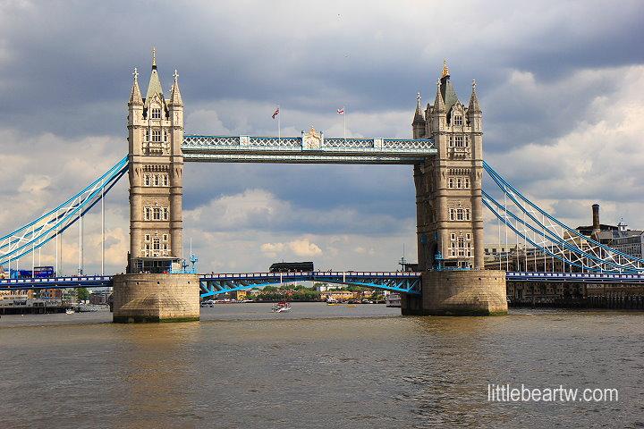 泰晤士河遊船Thames Citycruise-29