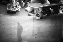 Dirty Sk8 (180319001) (francescoccia) Tags: blackwave recco dirty skateboard sk8 skate lomolca lomography maco macoeagleaqs400 blackwhite bw bn francescoccia analog analogue