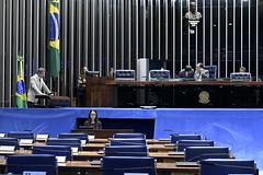 Plenário do Senado (Senado Federal) Tags: plenário senadorjorgekajurupsbgo senadorrogériocarvalhosantosptse sessãonãodeliberativa brasília df brasil bra