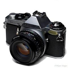 Pentax ME Super (MikeOB64) Tags: pentax mesuper 35mm slr classic filmcamera