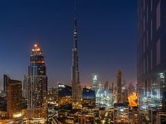 Burj Khalifa in Blue Hour (Ashmalikphotography) Tags: burjkhalifa burj dubai dubaiiconicbuilding dxb theaddress reflections cityscape bluehour bluesky tallestbuildingintheworld ashmalikphotography ashishshoots