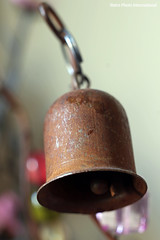 The Little Bell (Retro Photo International) Tags: macro bell little carlzeissjena 50mm 35 tessar macromondays lookup