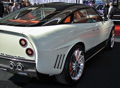 (Uno100) Tags: spyker d 8 paris peking ssuv 2006 white cars 12 victor muller wheels front rear amsterdam motor show 2019 international iams aileron crossover suv dutch netherlands product