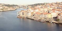 Porto view from vila nova de gaia (patrick555666751 THANKS FOR 6 000 000 VIEWS) Tags: porto view from vila nova de gaia pont ponte arrabida bridge bateau rabelo barque barco ribeira portugal europe europa atlantic atlantico atlantique patrick55566675 portus oporto cidade invicta douro fleuve river
