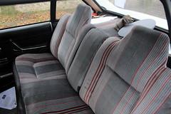 1978 Tatra T613 'Chromka', interior (Davydutchy) Tags: tatra 613 t613 chromka czech czechoslovakia czechrepublic v8 rear engine heckmotor aircooled luchtgekoeld luftgekühlt vzduchemchlazené vzduch auto automobiel automobile vehicle car voiture pkw bil vůz автомобиль youngtimer classic oldtimer klassiker interieur interior inside seat zitting bestühlung achterbank january 2019