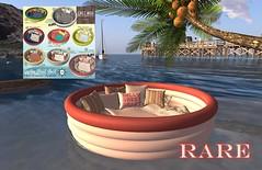 CHEZ MOI (Roy Mildor / RM ~ Art Of Poses ~ CEO) Tags: gacha pool sl secondlife marketplace chezmoi rare animation couple poses single home water