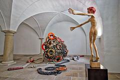 Dresden - Albertinum, Skulpturenhalle (www.nbfotos.de) Tags: dresden albertinum skulpturenhalle museum kunst art skulptur sculpture statue