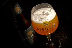 Spencer Trappist Ale (brucetopher) Tags: spencertrappistale indiapaleale stjosephsabbey spencerbrewery spencer trappist ale india pale cloudy opaque orange yellow flavorful hops craft beer brew craftbeer craftbrew smallbatch americancraftbeer drink festive special celebration monk monks trappistmonk