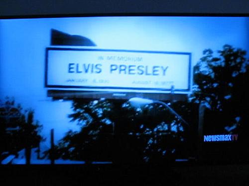 Elvis Presley fan photo
