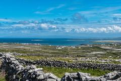 The Coastline (*Capture the Moment*) Tags: 2018 aranisland clouds elemente farbdominanz himmel holiday ireland irland june landscape landschaft landschaften sky sonne sonya6300 sonye18200mmoss sonyilce6300 sun trip wasser water wetter wolken cloudy green grün wolkig