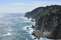 Rocks and Waves (alexeymatyna) Tags: costabrava rocks waves sea catalunya
